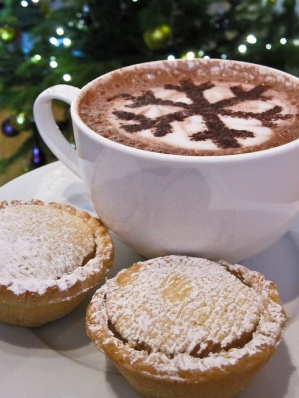 Chocolate and Mince Pies