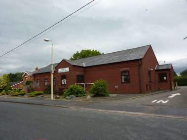 heskin village hall
